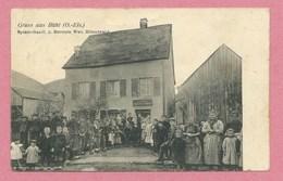 68 - GRUSS Aus BÜHL - Spezereihandlung Und Mercerie Wwe. HILTENBRAND - Non Classés