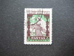 Lietuva Litauen Lituanie Litouwen Lithuania # 1934 Used # Mi. 397 - Litauen