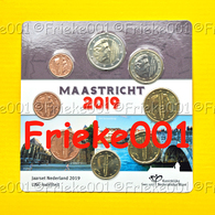 Nederland - Pays-Bas - 2019 Unc In Blister. - Pays-Bas