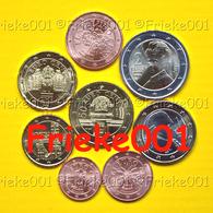 Oostenrijk - Autriche - 1 Cent Tot 2 Euro Unc 2019. - Autriche