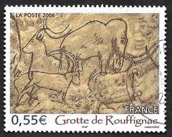 FRANCE  2006 -  Y&T  3905  - Rouffignac - Oblitéré - France