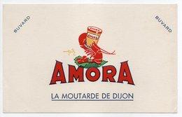 - BUVARD MOUTARDE DE DIJON AMORA - - Moutardes