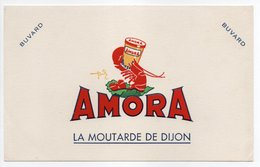 - BUVARD MOUTARDE DE DIJON AMORA - - Mostard