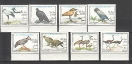 N662 1993 SOOMAALIYA FAUNA BIRDS MICHEL 40 EURO 1SET MNH - Oiseaux