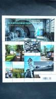 COB BL 187** Neuf  2011  La Belgique Des Régions – Le Pays Minier De Campine - Blocs 1962-....