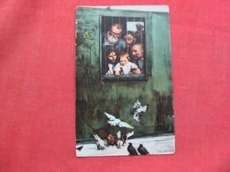 Watching Birds   Ref 3438 - Postcards