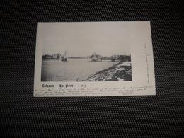 Selzaete  ( Zelzate )  :  Le Port - Zelzate