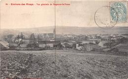 ¤¤  -   BAGNEUX-la-FOSSE    -  Environs Des Riceys  -  Vue Générale  -   ¤¤ - France