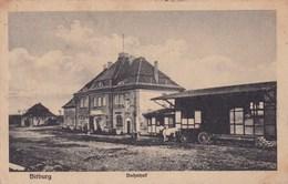 BITBURG  BAHNOF (dil99) - Allemagne
