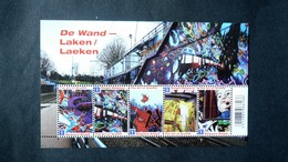 COB BL 188** Neuf  2011  The Art Of Graffiti – De Wand à Laeken - Blocs 1962-....
