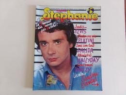 """Revue """" Nouveau Stéphanie, N° 43, 1978, Elvis, Mick Jagger,... ( Pages Désolidarisées ) - People"""