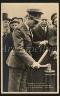 Postcard / ROYALTY / Belgique / België / Koning Leopold III / Roi Leopold III / Hoboken / 1937 / Unused / 2 Scans - België