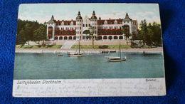 Saltsjöbaden Stockholm Hotellet Sweden - Svezia
