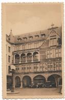 CPA PK  HOTEL D'HARSCAMP  NAMUR - Belgique