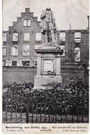 CARTE VUE DUFFEL KULIANUS CACHET DE FORTUNE 1919 - Poststempels/ Marcofilie