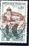 """SITES ET MONUMENTS - 20c  """"Lavalt""""  N° 1330 Obl. - Oblitérés"""