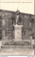 79 NUEIL SOUS LES AUBIERS - Statue De Jeanne D'arc - France