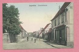 67 - INGWEILER - INGWILLER - Magasin Nikolaus SIMON - France