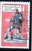 """J. Du Timbre - 20c+5c  """"messager Royal""""  N° 1332 Obl. - Oblitérés"""