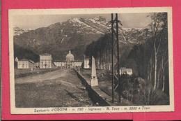 Santuario D'Oropa (BI) - Piccolo Formato - Viaggiata - Italia
