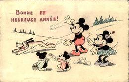 WALT DISNEY  Mickey Mouse - Fantaisies