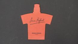 Carte Parfumée Semi-moderne Publicitaire Parfum Sonia Rykiel - Advertising