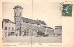 ¤¤  -   BRIENNE-le-CHATEAU   -   L'Eglise         -   ¤¤ - France