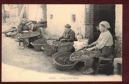 Agen  Triage De La Prune  - Belle Scène Animée * Lot-et-Garonne 47000 * Fruit Ouvrière Au Travail Calibrage Paysanne - Agen