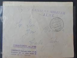 Carta Ifni (rara - Ifni