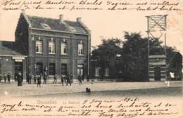 Belgique - Charleroi - Gosselies - La Station - Traces D' Usure - Charleroi