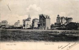 Belgique - Coq-sur-Mer - Groupe De Villas - De Haan
