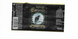 ETIQUETTE BIERE DU CORBEAU / BR. ROMAN / 9700 OUDENAARDE - Beer