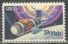 1974 10 Cents Space Skylab Mint Never Hinged - Unused Stamps