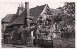 AO03 Milton's Cottage, Chalfont St. Giles - 1950's RPPC - Buckinghamshire
