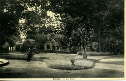 CP Bromire BINCHE Le Parc Avec Gardien Edit. Mussche - Binche
