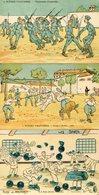 HUMOUR MILITAIRE - LOT De 11 CPA  - - Humorísticas