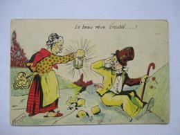 LE BEAU REVE  TROUBLE .... !        TTB - Bouret, Germaine