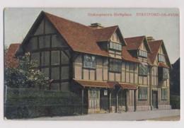 AI46 Shakespeare's Birthplace, Stratford On Avon - Stratford Upon Avon