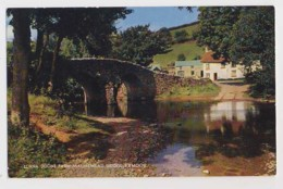 AI46 Lorna Doone Farm, Malmsmead Bridge, Exmoor - England