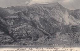 AS51 Brienz Und Das Brienzer Rothorn - Early Undivided Back - BE Berne
