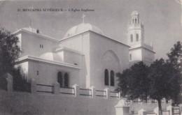 AS51 Mustapha Superieur, L'Eglise Anglienne - Algiers