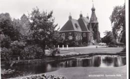 AS51 Woudenberg, Gemeente Huis - RPPC, Local Publisher - Netherlands