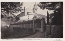 AS51 Valldemosa, La Cartuja, Mallorca - RPPC - Mallorca