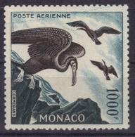 Monaco 1955 Yvert PA 58 Neuf* (infime Trace De Charnière) (197) - Airmail