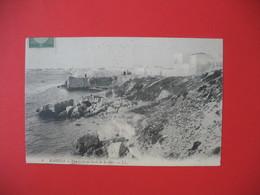 Carte  1908  Voyagé   Régence De Tunisie Le Kef   Pour La Tunisie    -  Mahdia  Vue Prise De La Mer - Tunisia (1888-1955)