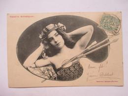 PALETTES  ARTISTIQUES   -  BELLE FEMME ....          TTB - Femmes