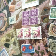 USA PRESIDENTI QUARTINA VIOLA - Postzegels