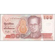 TWN - THAILAND 97k - 100 Baht 1994 Prefix 5 D UNC - Thailand