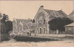 Bures (54) - La Mairie Et Les Écoles - Autres Communes