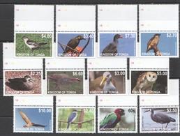 N689 KINGDOM OF TONGA FAUNA BIRDS 1SET !!! MICHEL 70 EURO MNH - Uccelli